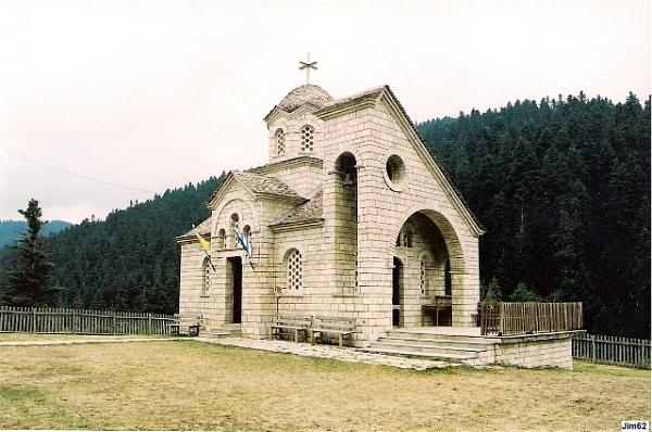 Archaeological Sites - Churches